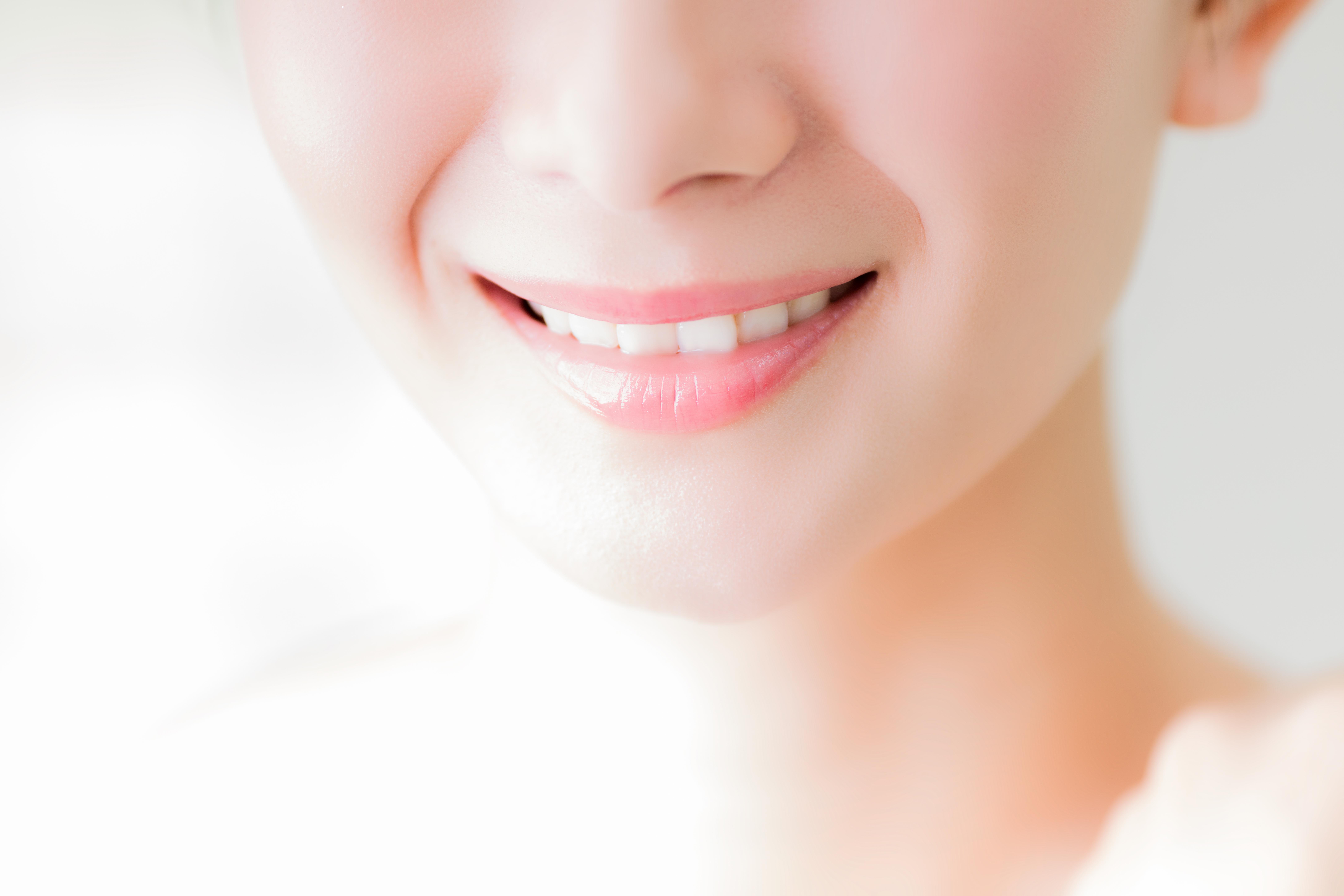 顎のたるみを予防
