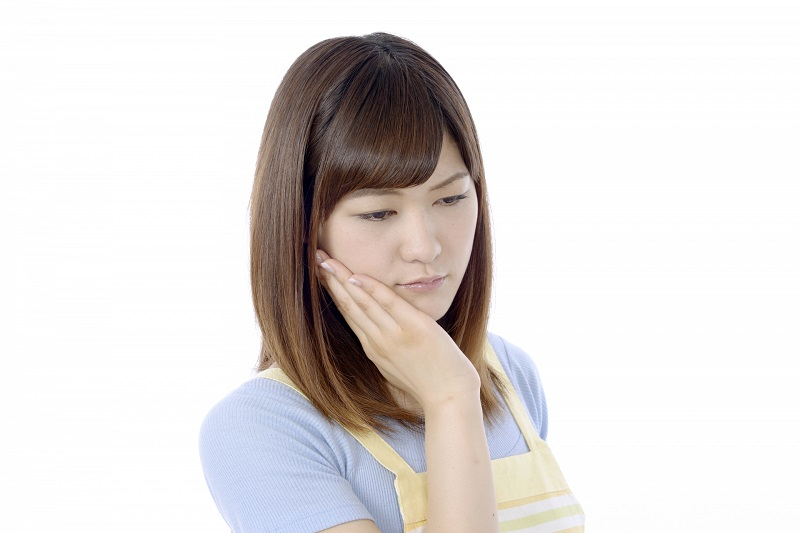 顎のたるみの原因